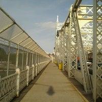Photo taken at Macombs Dam Bridge by 🔌Malectro 7. on 4/21/2012