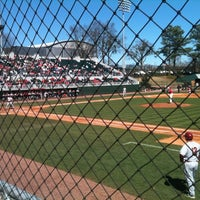 Photo taken at Foley Field by Cameron R. on 2/26/2012
