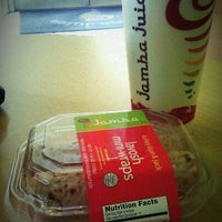 Photo taken at Jamba Juice by Jerrose on 3/13/2012