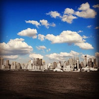 Photo taken at Weehawken Waterfront Park and Recreation Center by Alan A. on 8/16/2012