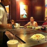 Photo taken at Miyako Japanese Steak & Seafood by Emma G. on 3/31/2012