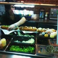 Photo taken at Subway 逢甲店 by Ni S. on 7/12/2012