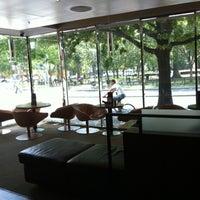 Photo taken at Bar Dupont by Dan M. on 7/30/2012
