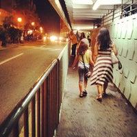 Photo taken at Estacionamiento Doña Fela by Jorge R. on 7/30/2012
