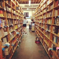 Photo taken at Powell's City of Books by Aaron E. on 8/15/2012