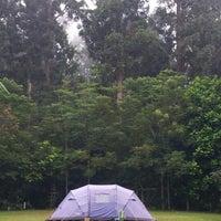 Photo taken at Tanakita Camp Situgunung by Ditha Pratama N. on 6/8/2012