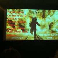 Photo taken at Bethel Cinema by Andrew H. on 7/28/2012