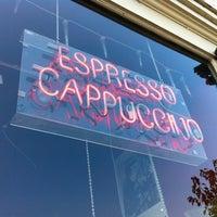 Photo taken at Silverbird Espresso by Eric Thomas C. on 8/30/2012