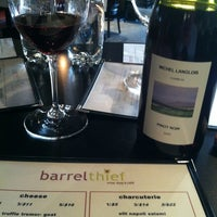 Photo taken at Barrel Thief by Cristin on 4/10/2012