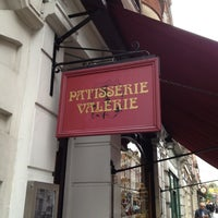 Photo taken at Patisserie Valerie by COCO K. on 6/12/2012