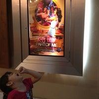 Photo taken at Cine Araújo by Fernanda A. on 8/3/2012