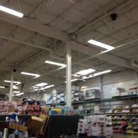 Photo taken at BJ's Wholesale Club by Colleen R. on 3/22/2012