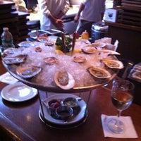 Photo taken at Blue Ribbon Brasserie by Nick D. on 3/31/2012