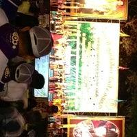Photo taken at Si Maharacha Field by กีรติ ก. on 3/15/2012