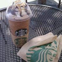 Photo taken at Starbucks by Tassia B. on 2/26/2012