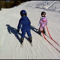Photo taken at Tahoe Donner Ski Resort by Elton L. on 2/5/2012