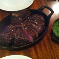 Photo taken at Hawksmoor Seven Dials by OnlYui on 7/17/2012