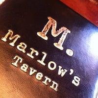 Photo taken at Marlow's Tavern by Rex J. on 8/3/2012