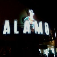 Photo taken at Alamo Drafthouse Cinema – Village by Amanda R. on 4/16/2012
