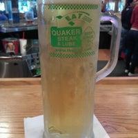 Photo taken at Quaker Steak & Lube® by John K. on 4/3/2012