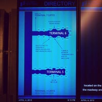 Photo taken at Gate 67B by Jason J. on 4/5/2012