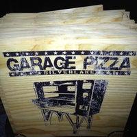 Photo taken at Garage Pizza by Edgar R. on 8/5/2012