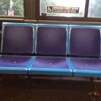 Photo taken at MTA Bus - 7 Av & W 57 St (M31/M57/X12/X14/X30/X42) by Chuck A. on 8/6/2012