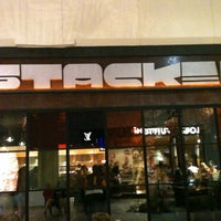 Photo taken at STACKED by Ian H. on 7/23/2012
