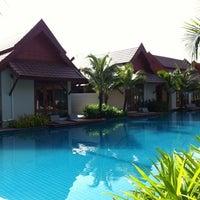 Photo taken at Lesprit De Naiyang Boutique Resort by Muhammad Firdaus on 6/12/2012
