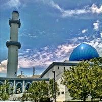 Photo taken at Masjid UNITEN by Zuha N. on 4/27/2012