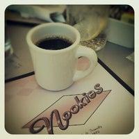 Photo taken at Nookies Tree Restaurant by Douglas B. on 8/19/2012