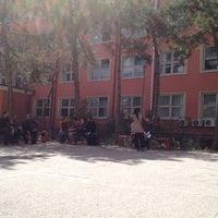 Photo taken at DTCF Orta Bahçe by Güneş Ş. on 4/16/2012