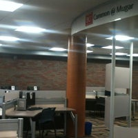 Photo taken at Mugar Library by EunJu Carol L. on 8/19/2012