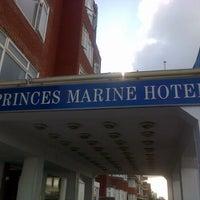 Photo taken at Princes Marine Hotel by Anastasija M. on 7/29/2012