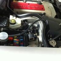 Photo taken at Merc Energy Auto Garage (Bangi) Sdn. Bhd. by BT I. on 8/15/2012