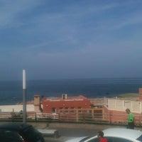Photo taken at La Corniche de Casablanca by Tad S. on 9/9/2012