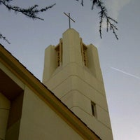 Photo taken at St. Joan of Arc Catholic Church by Molly H. on 2/22/2012