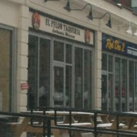 Photo taken at El Pelon Taqueria by Neal S. on 3/2/2012