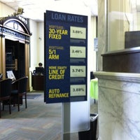 Photo taken at Capital One Bank by Jerome C. on 6/1/2012