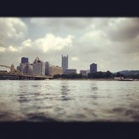 Photo taken at Pittsburgh by Danny H. on 5/27/2012