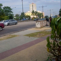 Photo taken at Hentian Bas Sri Putri by pogy A. on 7/29/2012