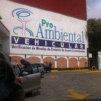 Photo taken at Verificentro by Pedro E. on 3/31/2012