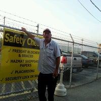 Photo taken at Pitt Ohio by KimSou S. on 7/17/2012