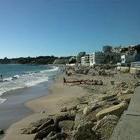 Photo taken at Playa de Fuentebravía by Luis Miguel G. on 6/22/2012