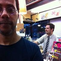 Photo taken at Hub Comics by David M. on 8/17/2012