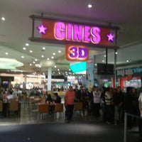 Photo taken at Dinosaurio Mall by César D. on 6/14/2012