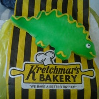 Photo taken at Kretchmar's Bakery by Bre M. on 6/15/2012