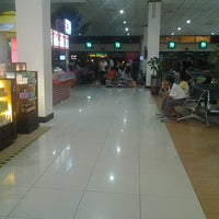Photo taken at International Departures Hall by Nicholas W. on 8/3/2012