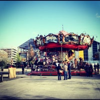 Photo taken at The Machines of the Isle of Nantes by MikaelDorian on 4/17/2012