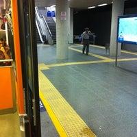 Photo taken at Esenler Metro İstasyonu by Cengiz on 6/12/2012